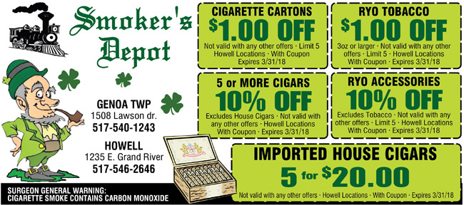 Smokers Depot of Howell